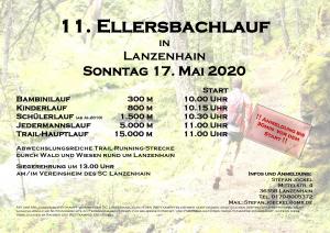 Ellersbachlauf 2020